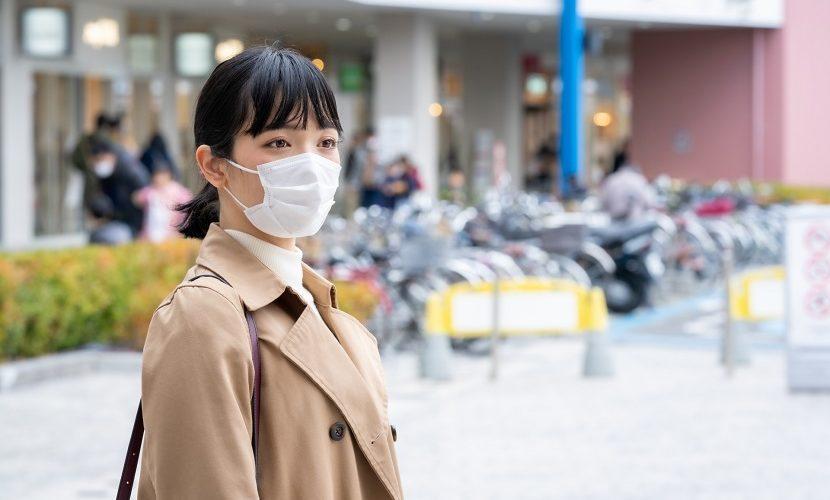 マスクでニキビが増えている人が急増しています